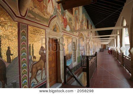 Abadía de Kykkou en Chipre
