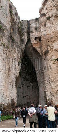 Orecchio di Dionisio (