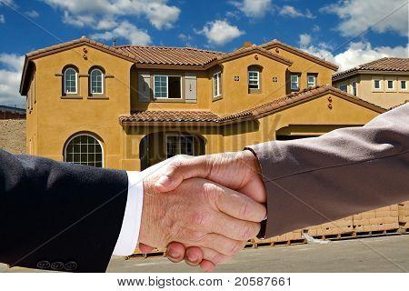 Realtor Closing The Deal