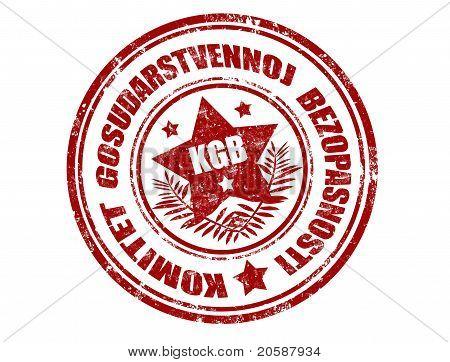 Sello de la KGB