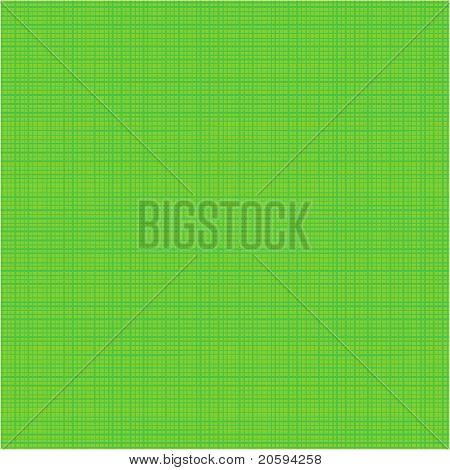 Seamless green fabric texture