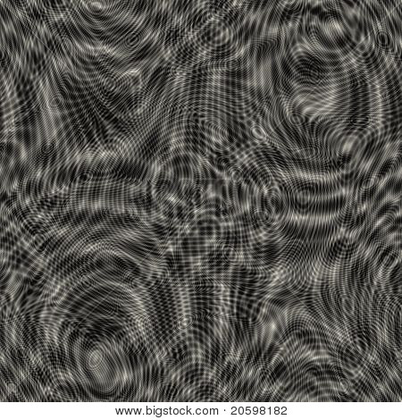 interference moire pattern. seamless black and white texture