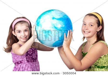 Theyve Got The Whole World In Their Hands