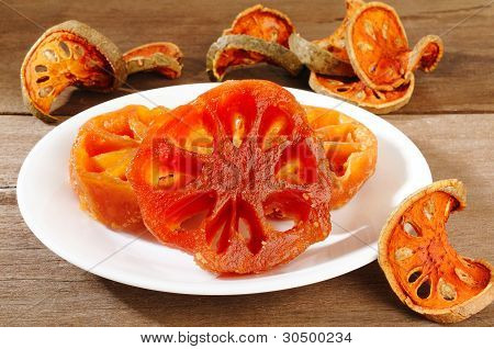 Bael Thai Sweet  Dessert