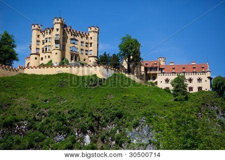 Hoenschwangau  Castle