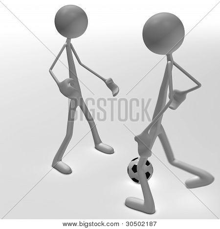 Soccer Duel 1