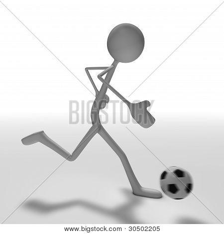 Stickman - Soccer