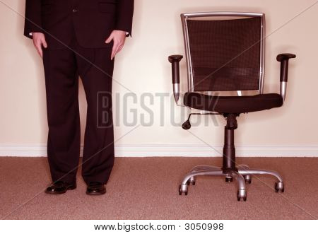 Businessman Chair