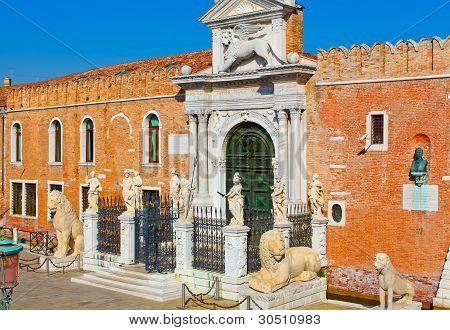 Venetian Arsenal, Italy