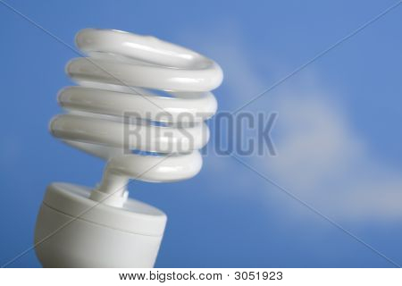 Compact Fluorescent In Sky