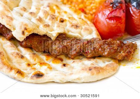 Adana Kebab, very hot