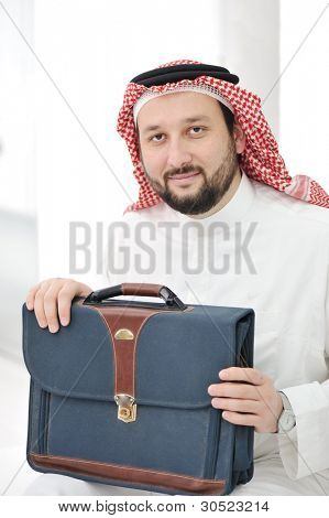 Arabic business man