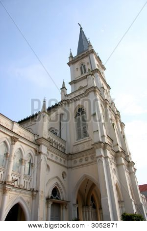 Colonial Cathedral