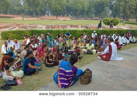 Sarnath, India - November 2011