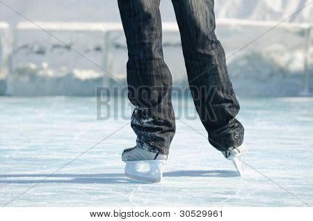 Skaters Legs