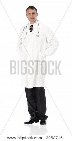 O profissional médico