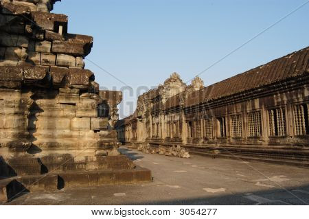 Angkor Fortress
