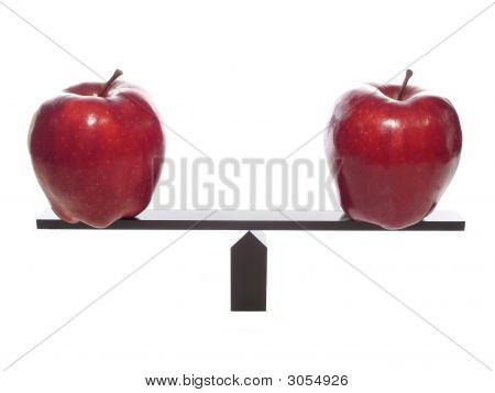 Apple And Apple Balance Full