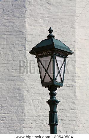 Antique Street Light