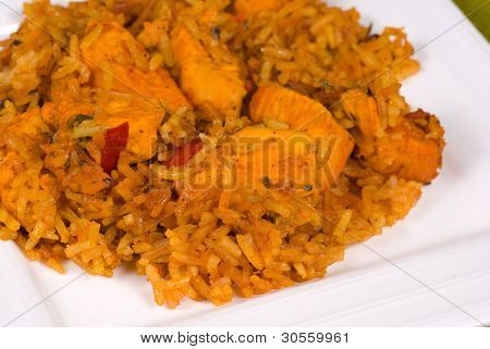 Pillau Rice