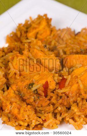 Chicken Tika Pilau