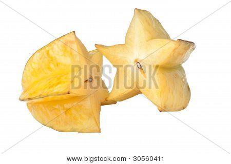 Tropical Fruit - Starfruit