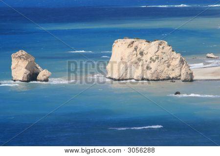 Zypern Aphrodites Rock