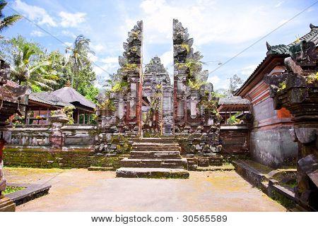 Pura Mengening, Tampaksiring, Bali, Indonesien