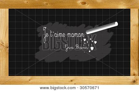 Slate board
