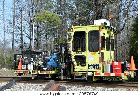 Railroad Track Maintenance