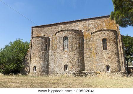 Abbey Of Farneta (tuscany)