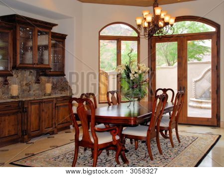 Lovely Dinning Room