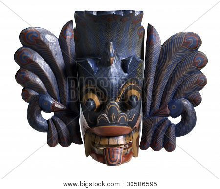 Mask From Sri Lanka