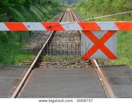 Railroad Level Crossing