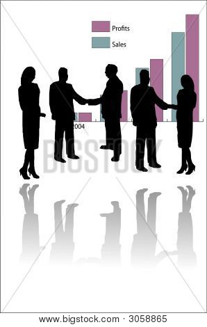 Business Solutions Illustration