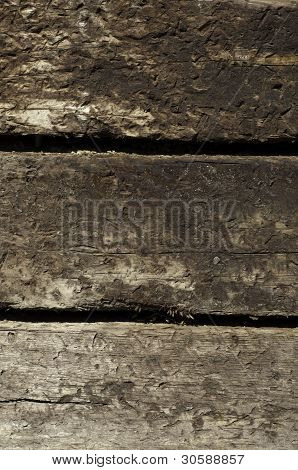 Railroad Ties Background