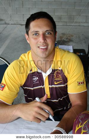 GERARD BEALE- Broncos Fan Day