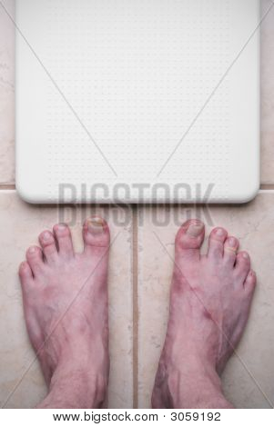 Ugly Feet And Scale