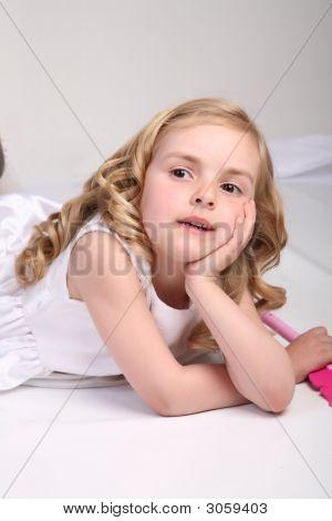 Thinking Little Fairy