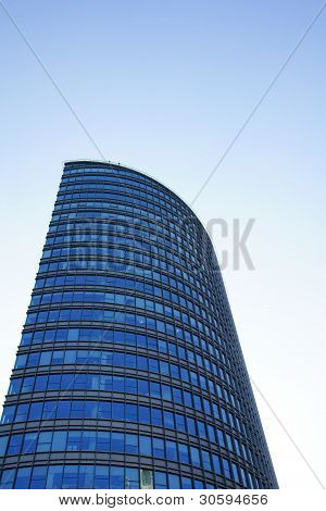 building in Vertical composition