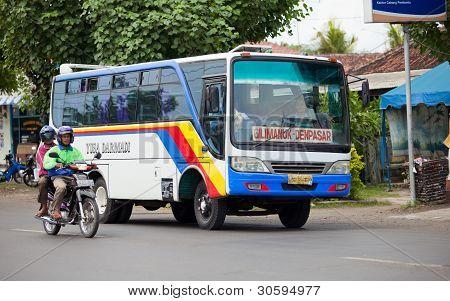 Ônibus Gilimanuk