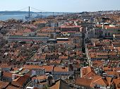 Lisbon Panoramic view