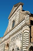 Church Of Santa Maria Novella In Florence