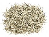 Tea - white tea leaves. Chinese silver needle white tea of premium luxury quality. Bai Hao Yinzhen t