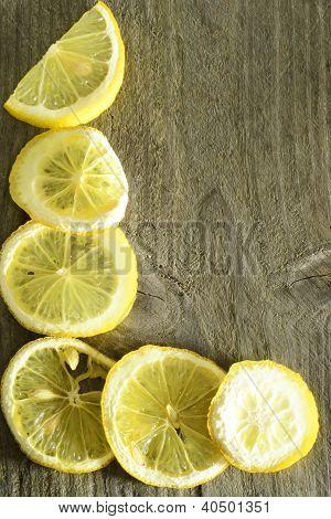 L as Lemon