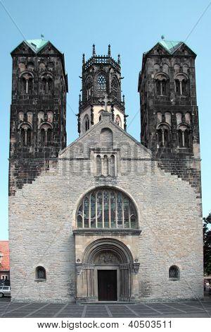 St Ludgeri In Muenster