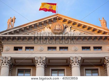 Gobierna Militar Builiding, Military Government Building, Barcelona, Spain