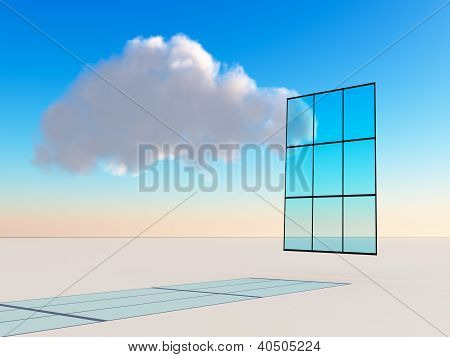 Abstract Cloud Computing