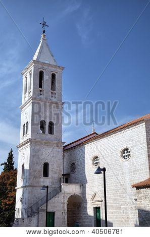Franciscan Church. Shibenik (Sibenik), Croatia