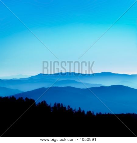 Vista de Blue Ridge